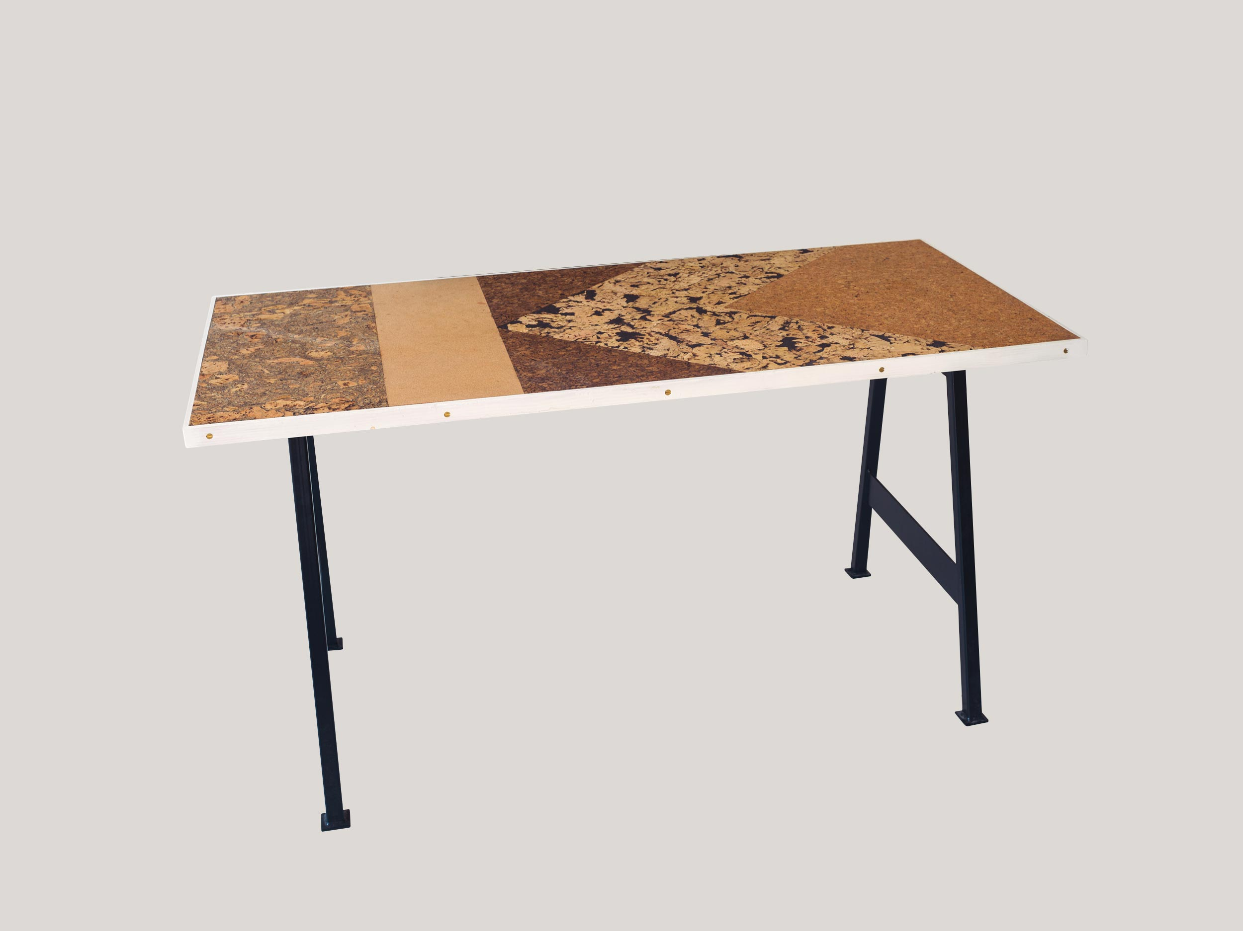 Charmant Home / Living / Custom Cork Table Top